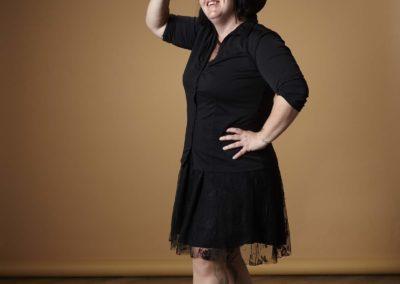 Chloé Suchet. Cours de dance Country, Vullierens