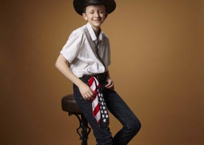 Donatien Lecocq. Cours de dance Country, Vullierens