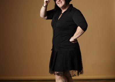 Stephanie Montferrini. Cours de dance Country, Vullierens